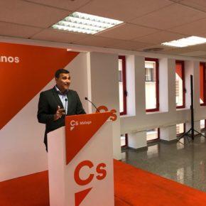 Carlos Hernández presenta la Estrategia Andaluza de Captación de Inversiones con proyectos clave en la provincia de Málaga