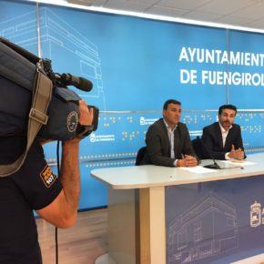 Carlos Hernández exige que se dé estabilidad y certeza a los pequeños empresarios de los chiringuitos de Fuengirola