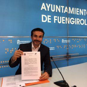 Ciudadanos Funegirola propone el cobro de una nueva tasa a las grandes empresas de energía por su transporte en dominio de uso público