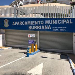 Ciudadanos critica la falta de previsión del equipo de Gobierno por la gestión del parking de Burriana