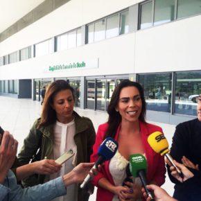Ciudadanos presenta en Ronda el plan de la Diputación para financiar con 200.000 euros el acceso al nuevo hospital