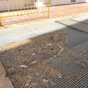 Ciudadanos Fuengirola denuncia el estado de abandono e inseguridad de arroyo Zaragoza en Carvajal