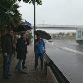 Ciudadanos exige en el Congreso habilitar el acceso a la A-7 desde la calle Sedella para que Mijas no soporte tanto tráfico pesado