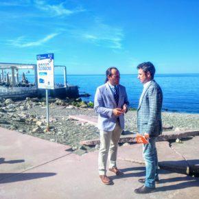 Ciudadanos presenta una enmienda a los PGE para elevar la inversión en los Baños del Carmen hasta los 800.000 euros