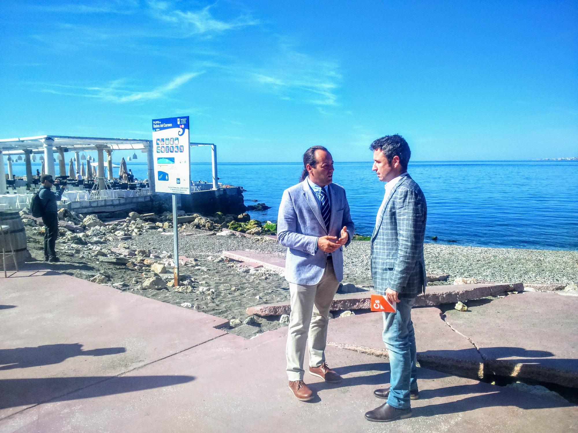 Ciudadanos Presenta Una Enmienda A Los Pge Para Elevar La Inversion