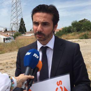 Ciudadanos Fuengirola denuncia la inseguridad y la falta de iluminación de la calle de la Pimienta en Torreblanca