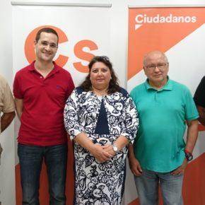 La nueva Junta Directiva de Ciudadanos Vélez-Málaga abre las puertas de la formación a la participación de todos los vecinos