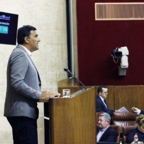 Carlos Hernández espera que la Junta cumpla con los plazos del Puerto Seco de Antequera tras el impulso político de Ciudadanos