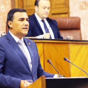 Carlos Hernández exige a la Junta que los centros educativos de nueva construcción de la provincia cumplan con unas condiciones óptimas en climatización