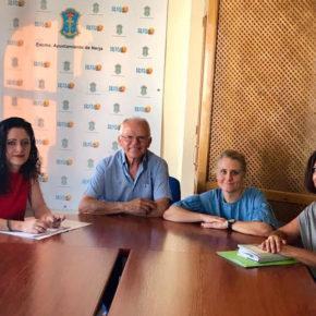 Ciudadanos Nerja exige al Ayuntamiento que incluya la modificación de crédito del Taller de la Amistad para garantizar la viabilidad de las obras