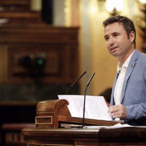 El diputado malagueño Guillermo Díaz, elegido secretario de Comunicación de Ciudadanos Andalucía
