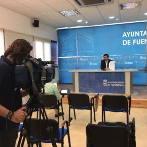 Ciudadanos Fuengirola denuncia en el pleno la impugnación de la concesión de todos los chiringuitos por parte del Ayuntamiento