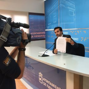 Ciudadanos denuncia irregularidades del equipo de gobierno del Partido Popular en un expediente requerido por un juez