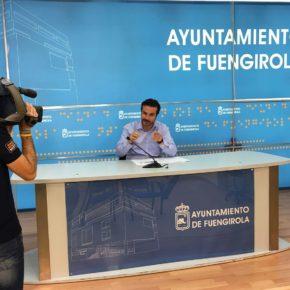 Ciudadanos Fuengirola propone reducir un 10% el precio del agua en el tramo con más vecinos afectados