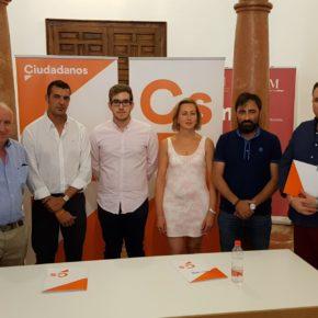 Ciudadanos reafirma su compromiso con los grandes proyectos de la comarca de Antequera