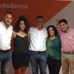 La Agrupación Málaga Centro presenta a su nueva Junta Directiva