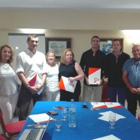 La nueva Junta Directiva de Ciudadanos Rincón de la Victoria se marca como prioridad atender las demandas de los vecinos