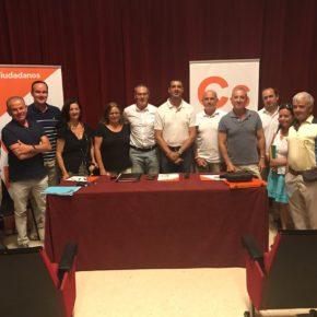 La nueva Junta Directiva de Ciudadanos Torremolinos se compromete con vecinos y colectivos del municipio
