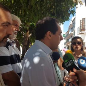 """Gómez Palma: """"El equipo de Gobierno de Marbella aprueba en actitud, pero suspende en gestión"""""""