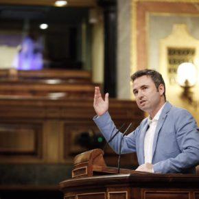 """Guillermo Díaz tilda de """"chapuza administrativa"""" el nuevo retraso en la depuradora de Nerja y urge a encontrar una solución"""