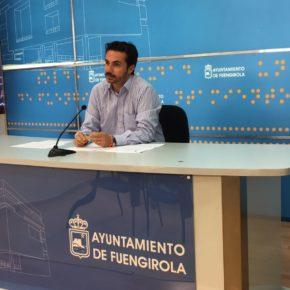 """Javier Toro: """"Es intolerable que Fuengirola vuelva a ser la tercera ciudad de España con menor renta anual"""""""