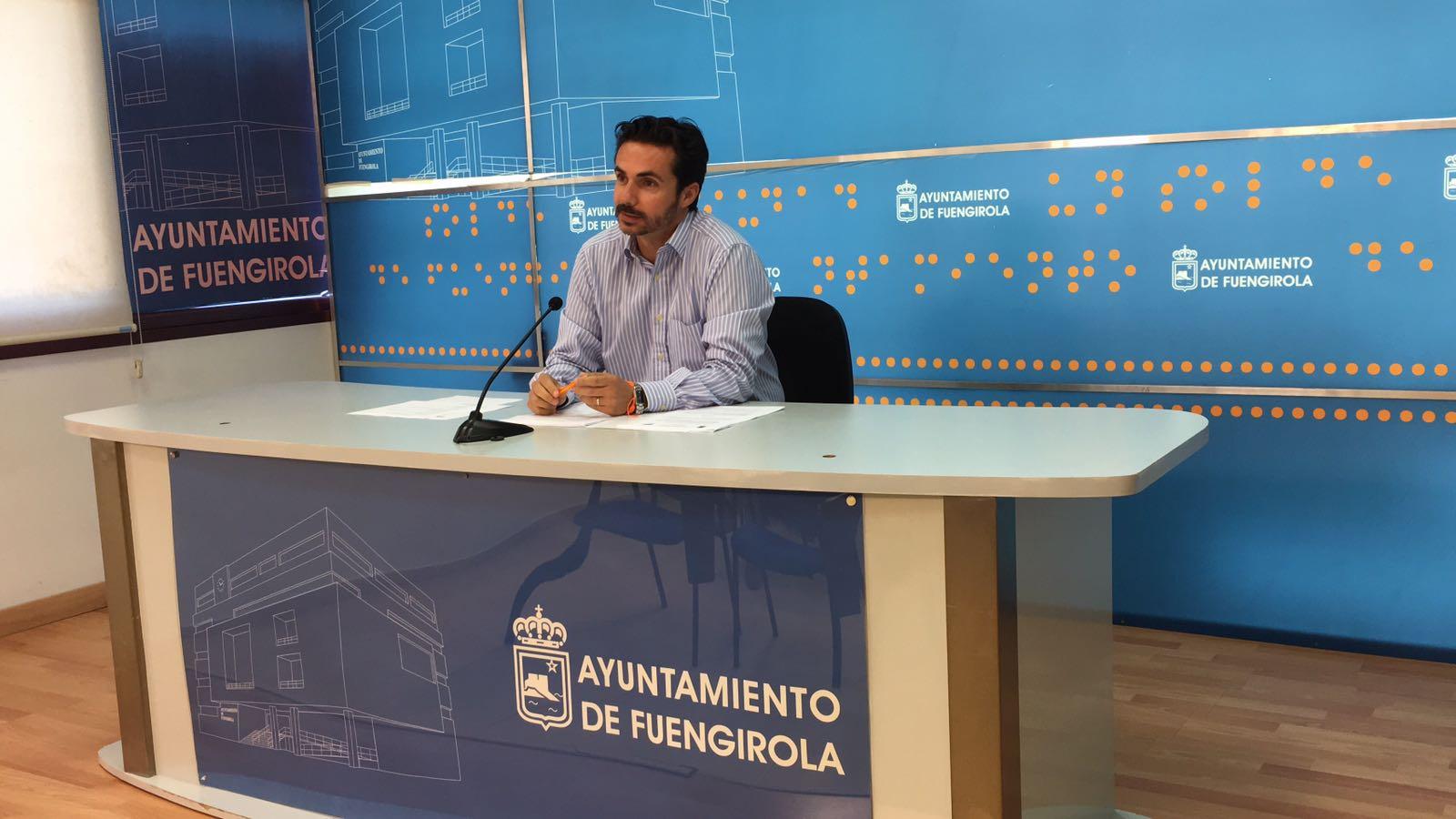 Javier toro es intolerable que fuengirola vuelva a ser for Oficina de empleo fuengirola