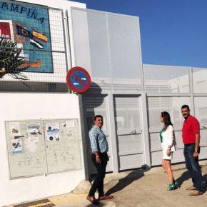 Ciudadanos urge a la Junta a licitar el nuevo colegio de Cártama Estación tras siete años en aulas prefabricadas