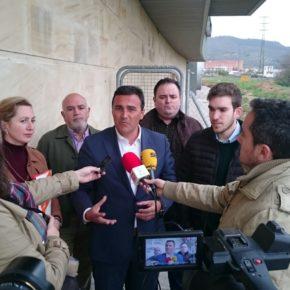 Ciudadanos critica la negativa del PP a desbloquear el uso del Palacio de Ferias de Antequera en el que se han dilapidado 13 millones de euros