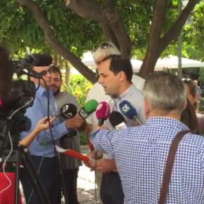 Ciudadanos denuncia el total abandono de las instalaciones funerarias por el equipo de gobierno y el anterior tripartito