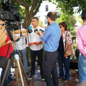 Ciudadanos Marbella cree que Muñoz tiene que abandonar su sillón en el Senado para centrarse en la Alcaldía de Marbella