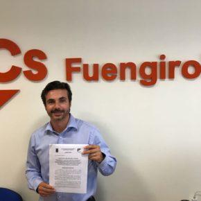 Ciudadanos propone una moción para la digitalización de todas las actas plenarias del Ayuntamiento de Fuengirola