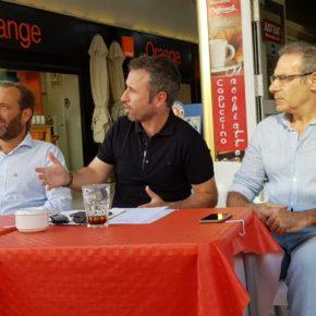"""Guillermo Díaz: """"Donde Ciudadanos es decisivo, los impuestos bajan"""""""