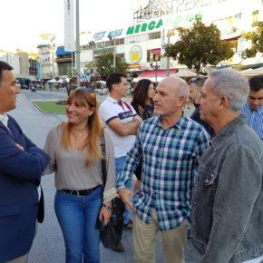Carlos Hernández traslada a Torremolinos la política útil de Cs con bajadas de impuestos y mayor inversión en servicios fundamentales