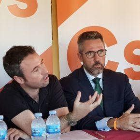 """Guillermo Díaz: """"Si el PP quiere abrir vías nuevas con Cs, tiene que desinfectar de corrupción la provincia"""""""