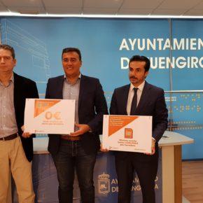 Carlos Hernández certifica en Fuengirola que el impuesto de sucesiones ha dejado de ser una preocupación para los andaluces