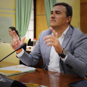 Ciudadanos reivindica en el Parlamento andaluz la necesidad de trasvasar agua del pantano de Iznájar a la comarca de Antequera para consumo humano