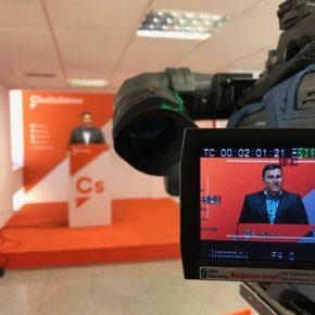 Carlos Hernández insta a la Junta a que busque una solución para la situación de la sede judicial de Marbella