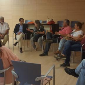 Ciudadanos Marbella analiza la situación de los trabajadores del Ayuntamiento con el comité de empresa