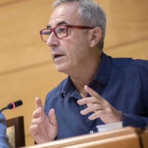 Antonio Linde, nuevo portavoz del grupo municipal de Ciudadanos Torremolinos
