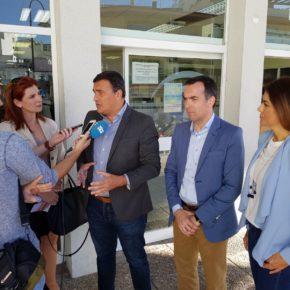 Carlos Hernández llevará hasta el Parlamento andaluz las carencias de Mijas en materia sanitaria