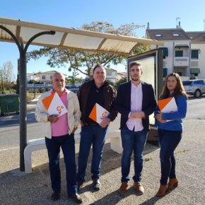 Ciudadanos Antequera reclama al equipo de gobierno que recupere la línea de autobús para el barrio de Santa Catalina