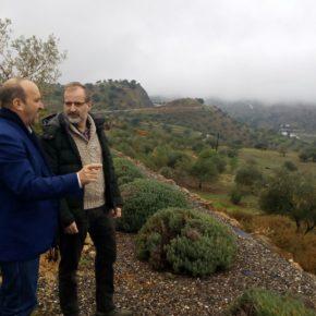 Cs pide que se acompañe de un plan dinamizador la declaración de Sierra de las Nieves como Parque Nacional