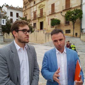 Ciudadanos eleva una petición al Congreso para que se refuerce la plantilla de la Policía Nacional de Antequera