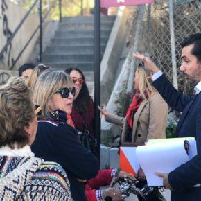 Ciudadanos critica que los apeaderos ferroviarios de Torreblanca y Carvajal siguen suspendiendo en accesibilidad