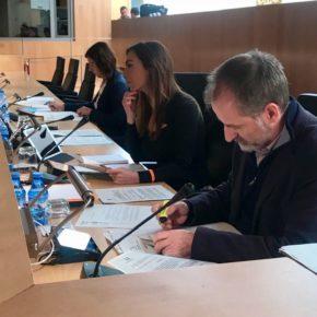 Ciudadanos pide que se reduzca la discrecionalidad en las ayudas en especie de la Diputación