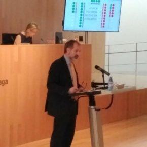 Gonzalo Sichar defiende las medidas naranjas en los presupuestos de 2018 de la Diputación