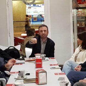"""Guillermo Díaz critica que el Gobierno hace proyectos para ampliar el Cercanías de la provincia """"sobre infraestructuras de barro"""""""