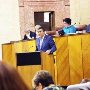 """Carlos Hernández: """"Acinipo tiene que dar un paso adelante para convertirse en un espacio cultural de primer nivel"""""""
