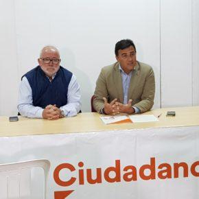"""Ciudadanos señala al Guadalhorce como uno de los """"puntos negros"""" de toda Andalucía en depuración de aguas"""
