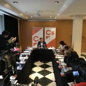 Ciudadanos trabajará en el Parlamento andaluz para desbloquear proyectos como el metro, el río Guadalhorce y los carriles-bici